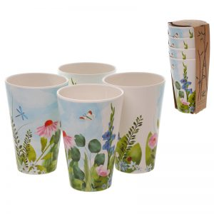 Bamboo cups 1