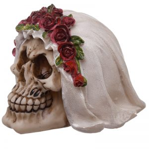 wedding day skull 1
