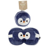 Penguin Pillow 1