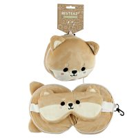 Shibe Inu dog Pillow 1