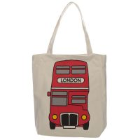 London Bus Bag 1